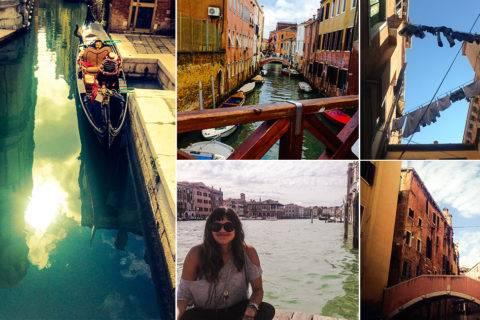 I lost my soul in Venice